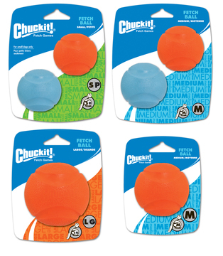 Chuckit Fetch Ball small 2-pack