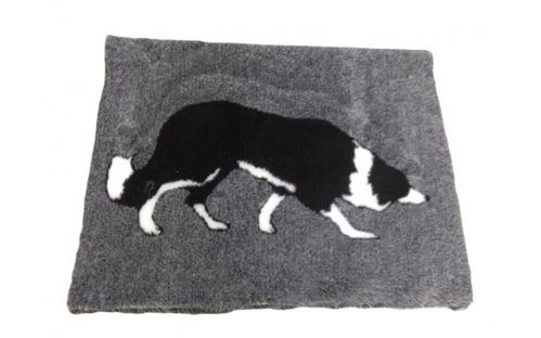 Vetbed anti-slip Bordercollie